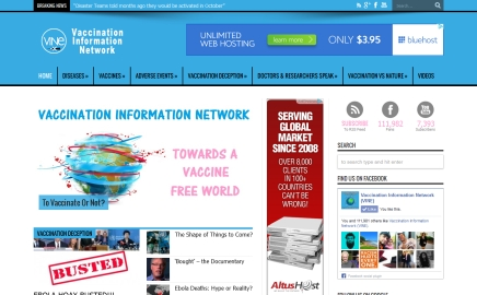 Vaccination Information Network